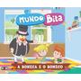 Livro Mundo Bita A Boneca E O Boneco