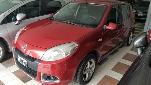 Renault Sandero 1.6 Luxe 105cv 2011