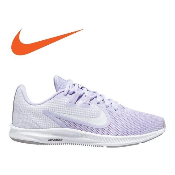 Nike Downshifter 9 Lila