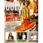Revista Quem 64 Xuxa/angélica/rita Lee/roberto/luana/malu