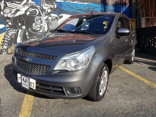 Chevrolet - Agile 1.4 Ltz 2012