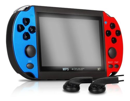 Video Game Portátil Pmp Jogos Arcade Super Nintendo Gba Sega
