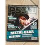 Revista Ps3w 52 Metal Gear Rising Skyrim Mass Efect 3 I294