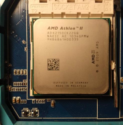 Amd Athlon Ii + Gpu Sapphire Hd 4550 + Fuente 400w