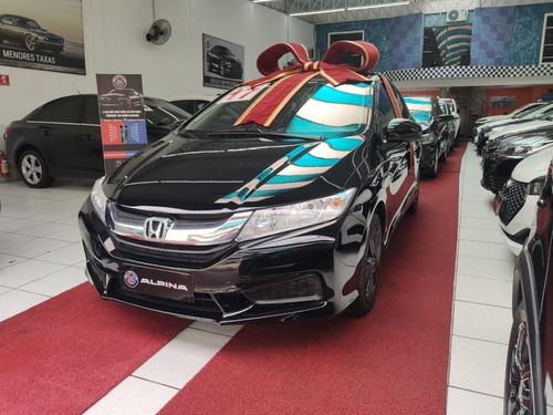 Honda City Honda City Sedan Lx 1.5 Flex 16v 4p Aut. 2017...