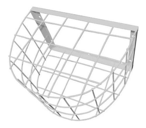 Grade Protetora Para Câmera De Segurança Cftv (gaiola)