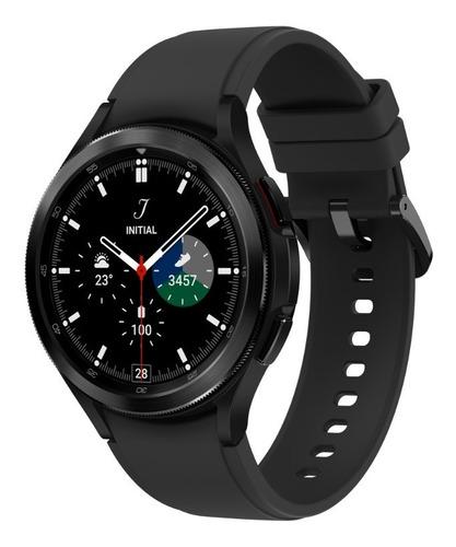 Galaxy Watch4 Samsung Classic Bt 46mm 16gb 1,5gb Ram - Preto
