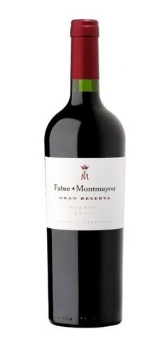 Vino Gran Reserva Tinto Fabremontmayoy Malbec