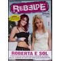 Revista Rbd Rebelde Mega Poster Dulce Maria Fuzz Roberta Sol