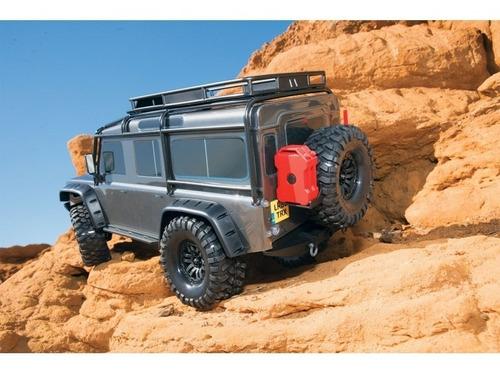 Carro Automodelo Trx-4 Land Rover Defender 82056-4s