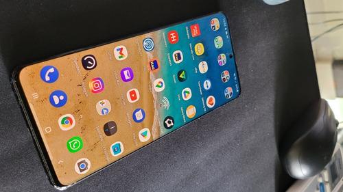 Samsung Galaxy S20 Ultra Dual Sim 512 Gb Black 16 Gb Ram