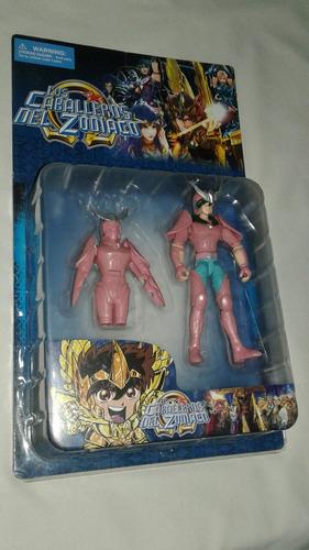Figura Shon Caballeros Del Zodiaco En Blister