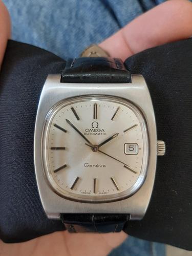 Relógio Omega Vintage Cal.1012 Revisado Hacking Quick Set