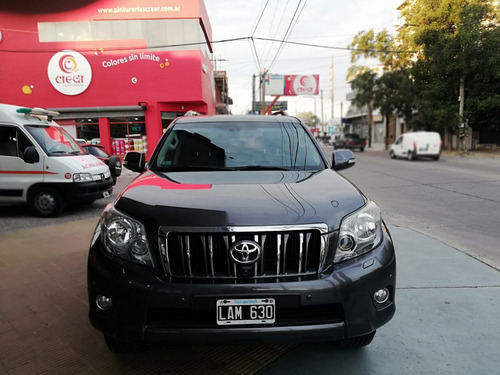 Toyota Land Cruiser 4.0 Prado Vx At 2012