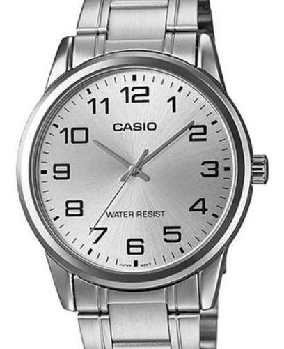 Relógio Casio Masculino Collection Prata