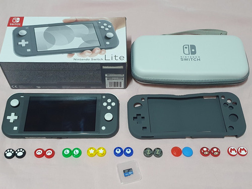 Nintendo Switch Lite 512gb Novo