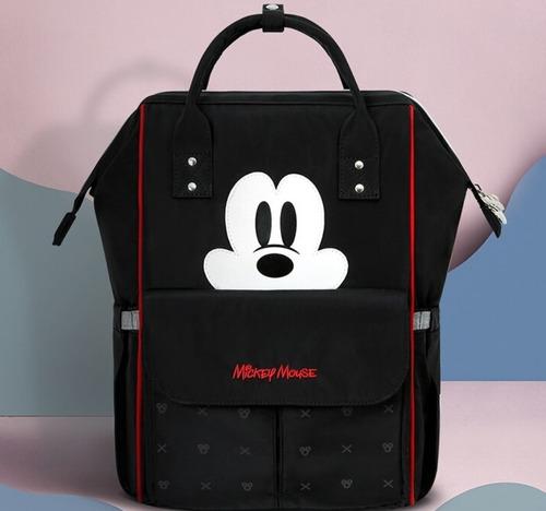 M 65 - Nova Mochila Bolsa Maternidade Disney Importada