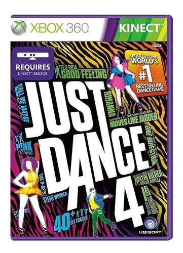 Just Dance 4-xbox 360-mídia Digital