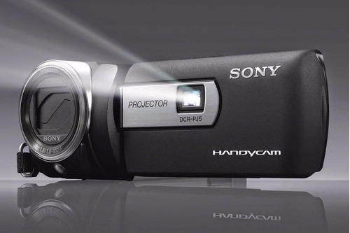 Dcr-pj-6 Filmadora Camera Sony Projetor Integrado 2000x Zoom