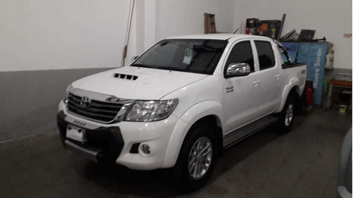 Toyota Hilux 3.0 Cd Srv Cuero I 171cv 4x2 - E4 2013