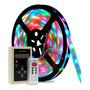 Fita Led Digital Cor 6803 133 Efeitos 5050 Rgb Colorido