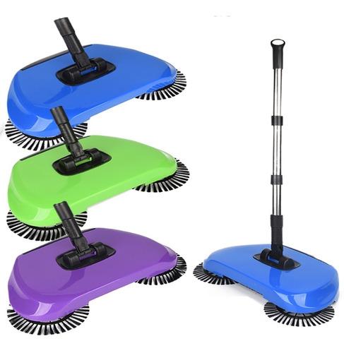 Vassoura Mágica Sweeper Feiticeira Dobrável 3x1 Frete