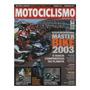 Motociclismo N°65 Master Bike 2003 Bmw R 1200 Cl Xt 600e Jog