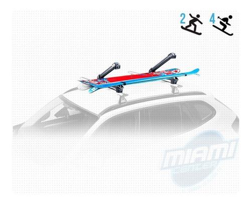 Porta Ski/ Snowboard Cruzber Ski 4 - Miamicenter