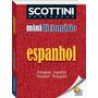 Dicionario Mini Scottini Espanhol