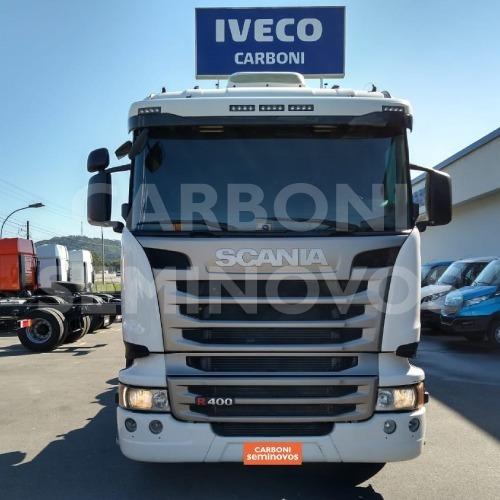 Scania R 400 A 6x2, Ano 2015/2015