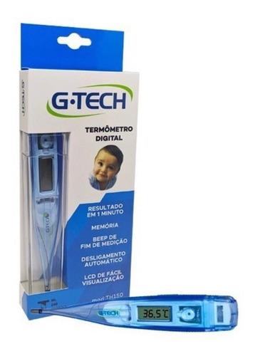 Termometro Clinico Digital De Febre G-tech