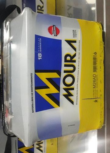 Batería Moura M26ad/ai 12x70 Colocación Gratis