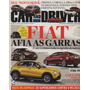 Car And Driver N°63 Prisma Siena Voyage Fusion Jetta 2.0 Tsi