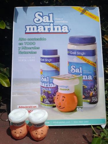 Sal Marina Cocinerito Especiero