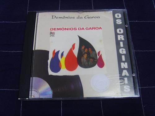 Cd  - Demônios Da Garoa - Os Originais Original