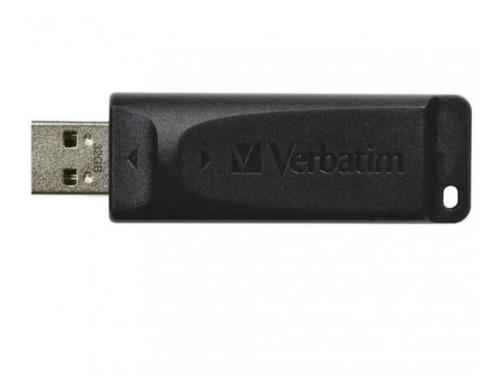 Pendrive Verbatim Store 'n' Go Slider 32gb 2.0 Negro