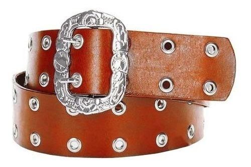 Cinto Muladeiro Country Cowboy Couro Legitimo - Oferta!