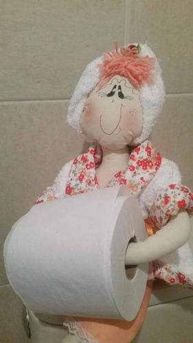 Nuevos!!!!!! Porta Rollos Para Baño!!decoración De Hogar.