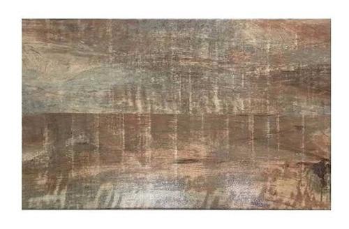 Ceramica 35x60 Simil Madera Parquet Cerezo