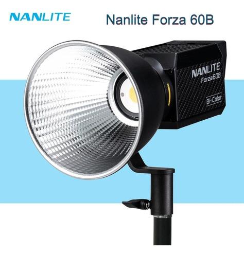 Nanlite Forza 60b + Light Dome 60cm (leia A Descrição)