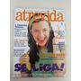 Revista Atrevida Março 1995 Gisele Bundchen Cássia Lara