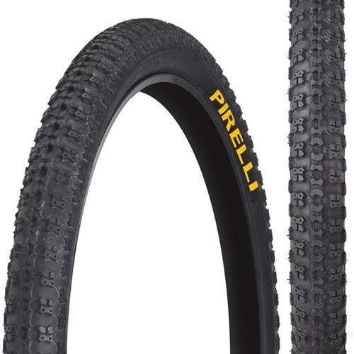Pneu Pirelli Aro 20x1.75 Bicicleta Bmx Cross Preto Top Cross