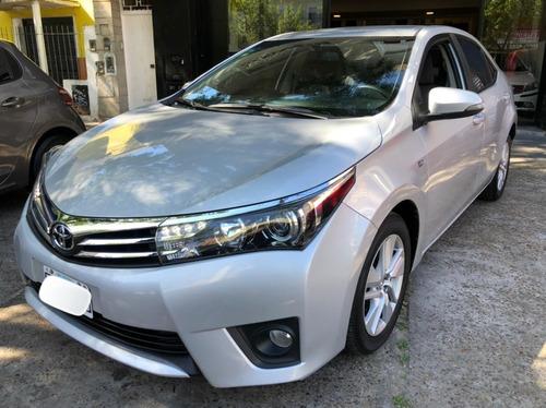 Toyota Corolla 2016 Xei