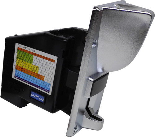 Monedero Multimonedas De Seguridad Cl-160 Envio Gratis