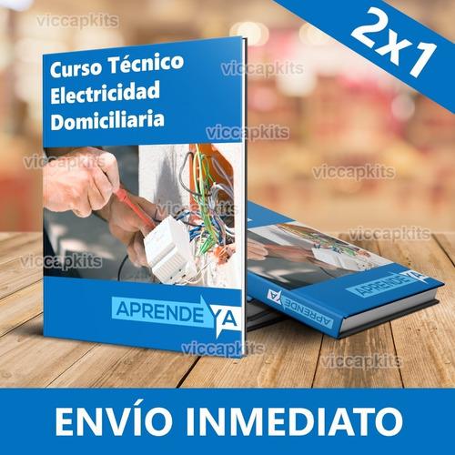 Curso De Electricidad Domiciliaria Aprende Desde Cero!