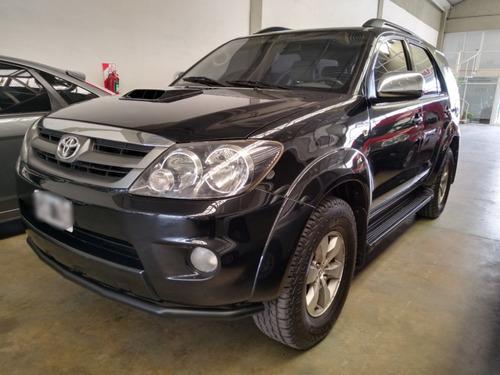 Toyota Sw4 3.0 I Srv At C/cuero 4x4 (2009)