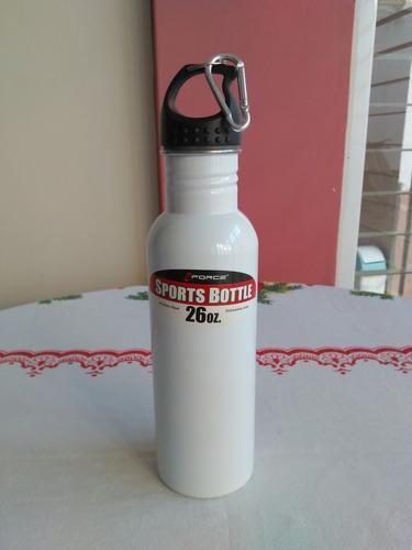 Termo Sports Bottle De Acero Inoxidable De 26oz.