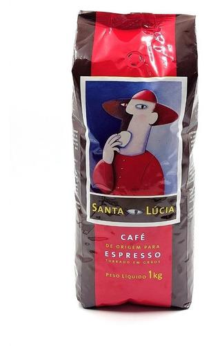 Café Em Grãos Santa Lucia 1kg