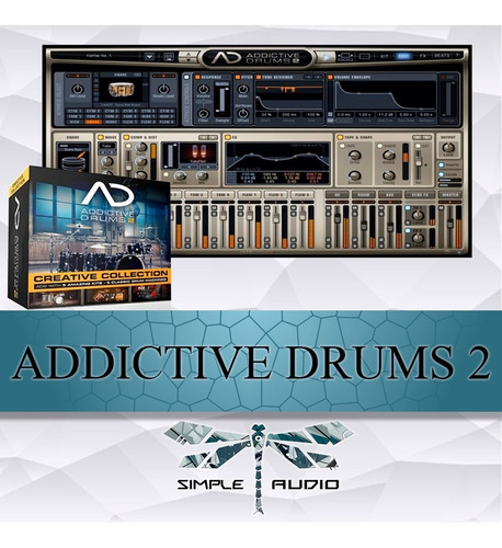 Addictive Drums 2 Para Windows O Mac