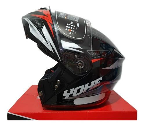 Capacete Scorpion Moto Articulado Robocop Yohe New Pratik